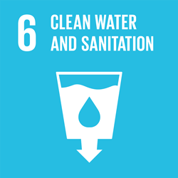 Clean water and sanitation - Goal 6